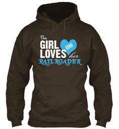 This Girl Loves Her Railroader