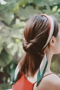 Bes Ways To Wear Scarf In Your Hair 20 - Hair scarf styles - Headband Hairstyles, Braided Hairstyles, Wedding Hairstyles, Hairstyles With Scarves, Scarf Hairstyles Short, Hair Scarf Styles, Curly Hair Styles, Style Bobo, Ways To Wear A Scarf