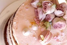 Sweet Eats: Hot Pink Chocolate from the creative bakery Nectar & Stone Melbourne   Nectar & Stone