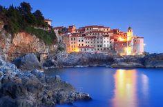 Italy - Liguria Coast