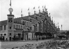 (1906-1928) La Halle - Tony Garnier  (6554×4677)
