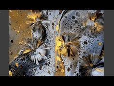 Incredibly Beautiful Metallic Finish Acrylic Pour Painting acrylic pour painting for beginners beautiful finish Incredibly Metallic Balloon Painting, Acrylic Painting Tips, Pour Painting, Acrylic Art, Acrylic Pouring Techniques, Acrylic Pouring Art, Farmhouse Paint Colors, Resin Art, Art Tutorials