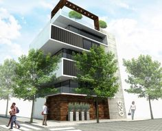 Project - apartments - Architizer