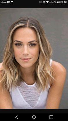 Jana Kramer -short hair