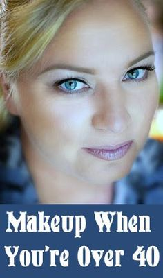 Make-up for women over 40 – A simple tutorial and tips - Best Beauty Ideas Beauty Make-up, Beauty Secrets, Beauty Skin, Beauty Hacks, Makeup Over 40, Simple Makeup Tips, Make Up Tricks, Skin Makeup, Makeup Contouring