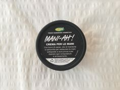 this is another picture taken by me. This is my holy grail hand cream that I picked up from Lush Italia