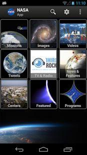 NASA App- screenshot thumbnail