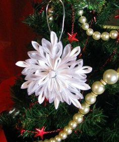 Simple Christmas crafts photo