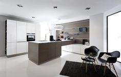 Küchen modern art  Description de nolte Kuchen ATLANTA   cuisine de luxe   Pinterest ...