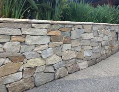 Loose Stone Wall Cladding