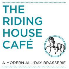 The Riding house cafe logo