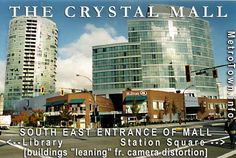 Crystal Dental located at The Crystal Mall - Probably the largest Chinese-Asian mall in Burnaby - with stores, public market, professional health and education services - all in addition to - the HILTON HOTEL and convention facility which anchors the east side of the mall.
