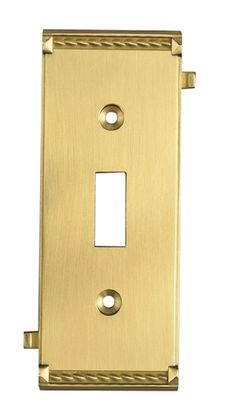 configure your own switchplate