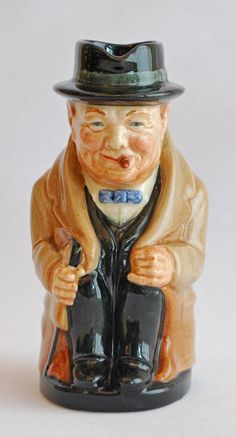 Silver Quill Antiques and Gifts - Royal Doulton Character Jugs and Toby Jugs
