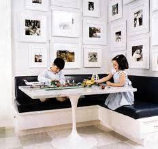 Image result for kitchen banquette