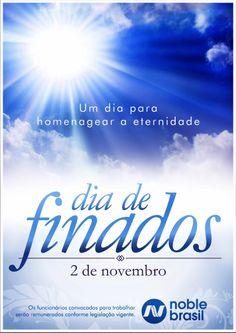 2 de novembro - Dia de Finados