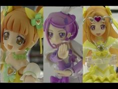 S.H.Figuarts - スイートプリキュア♪ & ドキドキ!プリキュア Suite Precure & Dokidoki Precure ...