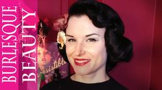 I have been curling my hair wrong for years.  Vintage Hair How-To | Dita Von Teese '50s Waves