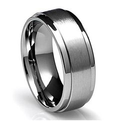 Mens Wedding Bands Titanium.21 Best Titanium Mens Wedding Rings Images In 2015 Wedding
