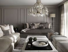 INTERIOR | Neoclassical Beauty