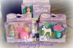 3 Princes And A Princess 2: Be A Princess Everyday with Neat-Oh! (Review + Giv...