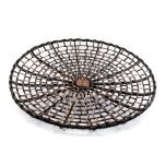 Rattan Bowl Plaque. Want this for my bedroom wall.