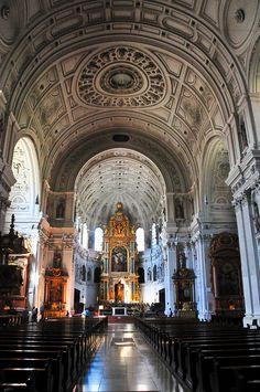 Munich Germany - Saint Michael's Church