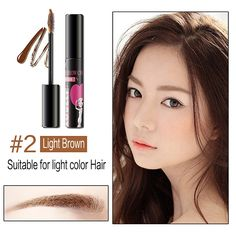 HUBEE Fashion Waterproof Eyebrow Dye Long Lasting Nature Beauty Make Up Eyebrow Cream. Fashion Waterproof Eyebrow Dye Long. A01 Deep Brown,A02 Light Brown ,A03 Brown Grey. Immediate effect/Soft and well defined eyebrow/Natural looking/Easy to apply/Easy to remove/Unisex. it is the first product of its kind to colour and comb the eyebrows simultaneously. Package Includes:1*Eyebrow Tint Cream Dyes.