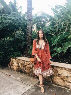boho babe in Hawaii