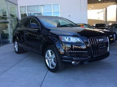 Awesome Audi: Nice Audi 2017: Certified pre-owned 2014 Audi Q7 SUV in Los Angeles... Car24 - W...  Cars 2017 Check more at http://24car.top/2017/2017/04/12/audi-nice-audi-2017-certified-pre-owned-2014-audi-q7-suv-in-los-angeles-car24-w-cars-2017/