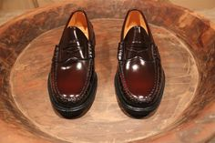 Alden beefroll penny loafers from the cape cod collection are PERFECT