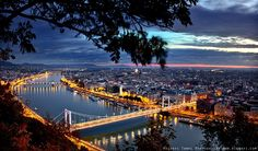 Budapest, my town