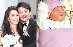 Taiwanese actor, Chang Chen, became a proud father to a baby girl this week.
