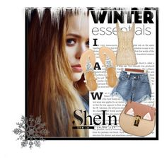 """""""shein"""" by bezee-cdxix ❤ liked on Polyvore featuring Toni&Guy and WithChic"""