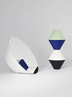 Edvard Mirror made by belgian designer Jean-François D'Or http://designgallerist.com/blog/versatile-mirror-jean-francois-dor-for-reflect/
