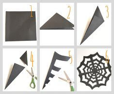 Easy Handmade Halloween Decoration Ideas to Tone Up the Party - mybabydoo Since Halloween is around the corner, it is time to prepare for the party! These handmade Halloween decoration ideas will help you with that. Halloween Decorations For Kids, Halloween Tags, Halloween Ornaments, Halloween Crafts For Kids, Halloween Activities, Halloween Party Decor, Holidays Halloween, Paper Halloween, Halloween Displays