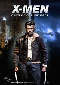 X-Men: Dias Del Futuro Pasado - (Days of Future Past)