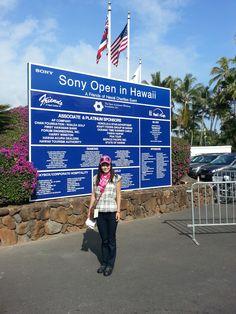 Sony Open #golf #hawaii #sonyopen #waialae