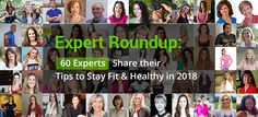 Expert Roundup Fit Healthy in 2018