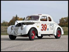 ford coupe 40s-50s nascar - Google 検索