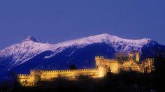 Burgen von Bellinzona - Schweiz Tourismus