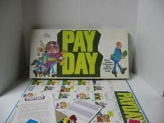 One of my favorite games!  Pay Day