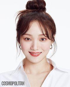 lee sungkyung ♡ uploaded by ` 𝑚. on We Heart It Lee Sung Kyung Hair, Korean Actresses, Korean Actors, Pop Photos, Luxury Cosmetics, Weightlifting Fairy Kim Bok Joo, Korean Make Up, Girly Drawings, Everyday Makeup