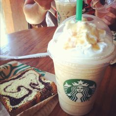 Starbucks breakfast :)