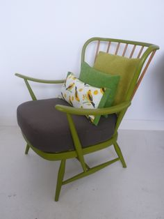 Ercol armchair by Firefly House