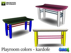 kardofe_Playroom colors_Desk