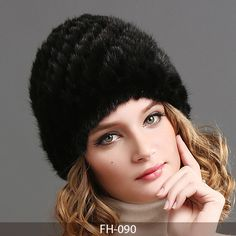 7c6764949a8f0 8 Great Real Mink Fur Hat (FH-090)-Made by MBA Furs images | Beanie ...