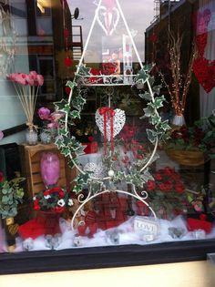 27 Best Flower Shop Windows Images Shop Windows Window Displays