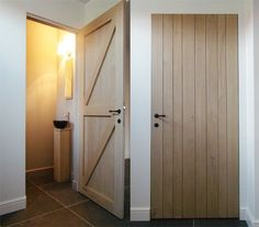 Binnendeuren hedendaags | Tilborghs Hout en Interieur