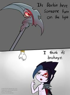 Omg.... Kayn is so  cute